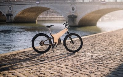 Rent an electric bike in Paris with ETT France